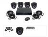 Kit Surveillance Vidéo 4 Caméra